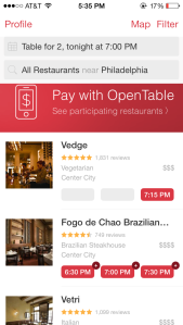 opentable home