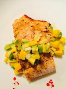 paleo salmon recipe