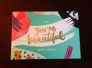 sept 2015 birchbox